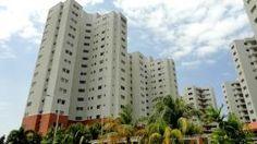 apartamento en venta en la Avenida El Milagro, Maracaibo, Estado Zulia. Venezuela