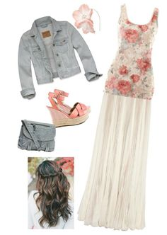 I Like This Summer Outfit