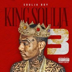 "Soulja Boy | King Soulja III [Mixtape]- http://getmybuzzup.com/wp-content/uploads/2014/06/Soulja-Boy-–-""Tony-Hawk""-Whip-My-Wrist.jpg- http://getmybuzzup.com/soulja-boy-king-soulja-iii/- Soulja Boy • King Soulja III Soulja Boy releases his highly anticipated mixtape titled ""King Soulja III"". Enjoy this audio stream below after the jump. Follow me: Getmybuzzup on Twitter 