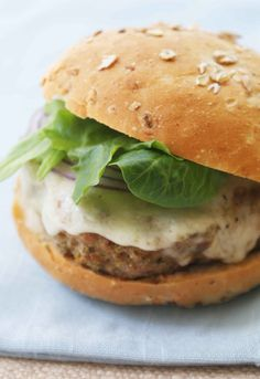 Turkey Burger***