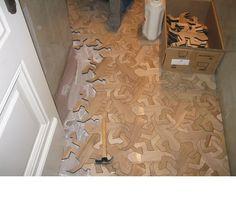 Escher floor