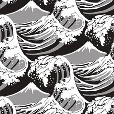 GREAT WAVE 89/2008 - Frontier - Cole & Son
