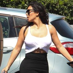 Pin for Later: It's Nearly Impossible to Look Away From Kim Kardashian's Curves