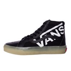 fbe5b3754ee863 Vans Classic High Top SK8-Hi Black LY038 Shoe Vans For Sale  Vans