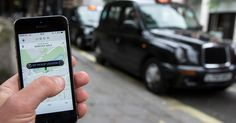 Enlarge Image Ride-hailing app Uber has 2 million users in London, home of the iconic black cab. Oli Scarff/Getty Images Uber first hit the road in London four. Chevy Impala, Carolina Do Sul, Taxi App, Black Cab, Cab Driver, Uber Ride, Smartphone, Thing 1, London Transport
