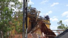 Time to clean up the (accidental) one million litres of toxic, acidic, highly radioactive slurry out of Ranger uranium mine and clear the hell out of World Heritage Listed  Kakadu National Park, NT, Australia.
