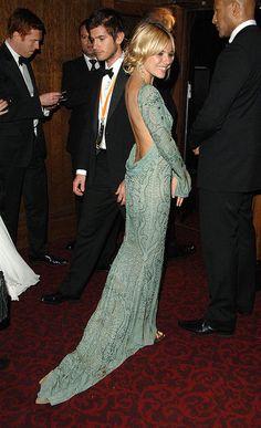 Sienna Miller BAFTA 07