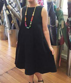 The Drapery Blog: Merchant & Mills: The Trapeze Dress