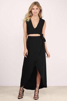 b4e761e6d14 Catalina Wrap Maxi Dress. Maxi Wrap DressJunior DressesCute DressesFormal  ...