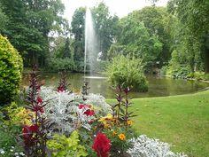 Jardin des plantes de Nantes (France)