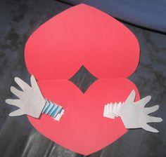 Valentines crafts, Homemade Valentines,