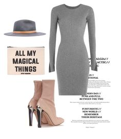 """""""Untitled #635"""" by vernesta ❤ liked on Polyvore featuring Alexander McQueen, Alexander Wang, Forever 21, rag & bone, women's clothing, women, female, woman, misses and juniors"""