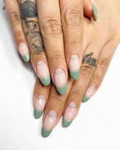 Aycrlic Nails, Nail Manicure, Hair And Nails, Cute Gel Nails, Stiletto Nails, Nagellack Design, Nagellack Trends, Nail Polish, Fire Nails
