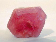 Pezzottaite crystal. Madagascar