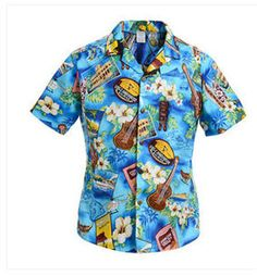 New Arrival Lovers Short Sleeved Hawaiian Shirt Man And Women Casual Floral Beach Shirt Camisa Masculino Free Shipping S905-in Casual Shirts from Apparel & Accessories on Aliexpress.com | Alibaba Group