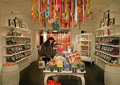 S candy- ny candy stores candy store display, store displays Candy Store Display, Store Displays, Brooklyn Food, Giant Lollipops, Candy Shop, Candy Stores, Old Fashioned Candy, Shop Plans, Candy