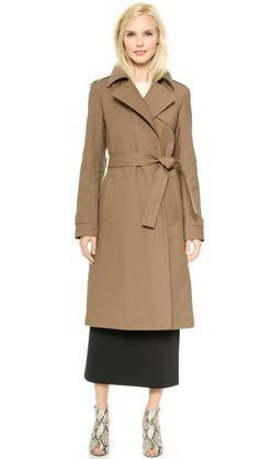 Theory trench coat, 40% off on Shopbop (for more Cyber Monday deals -- http://chicityfashion.com/cyber-monday-sales/)