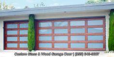 Modern Garage Doors Design | Modern Garage Doors by Dynamic Garage Door Repair | Custom Garage Door ...