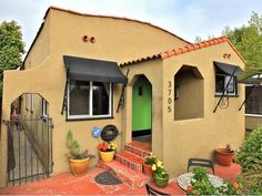 Small flat roof spanish homes in the 1920 39 s google Spanish style modular homes
