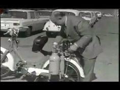 Motor de AGUA (H2O) de Arturo Estevez Varela en TV (1971) & La conspiración de los IMPUESTOS