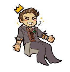 king! by Valtinl