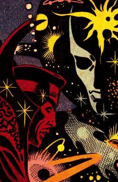 Doctor Strange & Eternity, Strange Tales #138 (November 1965), Art by Steve Ditko