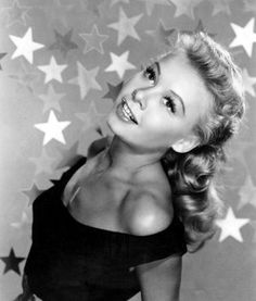 How I strive to be like Vera-Ellen!! What a classy lady!