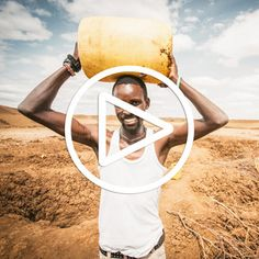 Meet George. His story is like so many others in Africa. Save your drinks during the season of Lent to help those who do not have access to clean water.