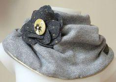 80455eeac1b3 snood idée sympa Couture Cols, Coin Couture, Tricot Enfant, Couture Enfant,  Ceinture