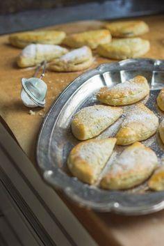 Maire mummun kermaiset joulutortut - Sweet Food O´Mine Pretzel Bites, Christmas Baking, Yummy Cakes, Sweet Recipes, Food And Drink, Bread, Snacks, Cooking, Breakfast