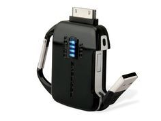 The flipCHARGE Burst Emergency Charger gives you instant power for your iPod or iPhone and is capable of recharging your iPod up to 70% or iPhone up to 30%. Get it at only $5 (89% off). GetdatGadget.com
