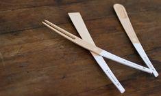 Wooden Kitchen Utensils by Leis