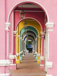 Malaysia-and-Singapore-Express-alternative-cover-george-town-penang-colorful-arches