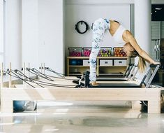 We're learning how to use a Pilates reformer for our best bodies ever. Pro Andrea Speir is walking us through Pilates 101 with this killer routine...