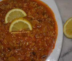 ΜΑΓΕΙΡΙΚΗ ΚΑΙ ΣΥΝΤΑΓΕΣ: Λαχανόρυζο διαφορετικό σκέτο άρωμα !!!! Cyprus Food, Greek Recipes, No Cook Meals, Healthy Tips, Chili, Veggies, Soup, Vegan, Ethnic Recipes