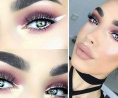 "Excellent ""eyeliner tutorial"" info is available on our web pages. Take a look and you will not be sorry you did. #MakeupTutorialEyeliner Perfect Eyeliner, Best Eyeliner, How To Apply Eyeliner, No Eyeliner Makeup, Black Eyeliner, Winged Eyeliner, Eyeliner Ideas, Eyeliner Designs, Simple Eyeliner"