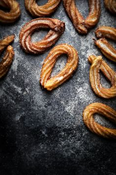 churros! I want to make these and serve them with goat milk caramel like my favorite vendor.