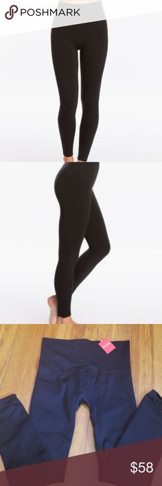 SPANX Look At Me Now Leggings, 1X These are brand new with tags, Spanx look at me now seamless leggings. Color is VERY BLACK. These are size 1X and they are the full length style. These retail for $68. SPANX Pants Leggings