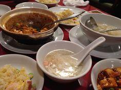 孫麻婆豆腐 横浜中華街 四五六菜館