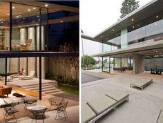 Indoor Outdoor Modern Home