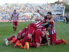 L'Atlético de Courtois conforte son leadership en Liga (vidéos)