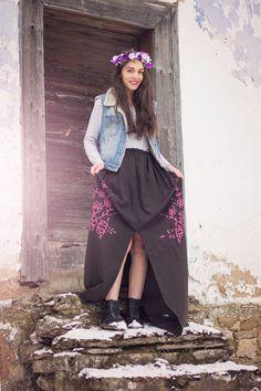 Vigan, Folk, Dresses, Fashion, Vestidos, Moda, Popular, Fashion Styles, Forks