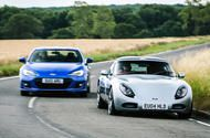 Subaru BRZ vs TVR T350 - new vs used Subarus BRZ is revered for its accessible handling but for the same price as a new one you can pick up a used sports car with far more power and charisma: the TVR T350  These things dont often end well.  Two years ago we pitched a new 266bhp Peugeot RCZ R against a used 503bhp Jaguar XKR  both worth about 30000 at the time  and the Peugeot came away with a very bloody nose. It was a good car but simply not good enough against Jaguar's bristling…