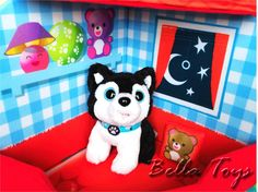 Supercute Puppy House Tour! - Toy review for kids - Bella Toys  https://youtu.be/5XI06gp6aI4