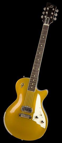 Duesenberg Guitars 52 Senior Gold Top Toaster