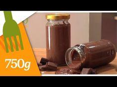 Recette de Pâte à tartiner maison - 750 Grammes - YouTube