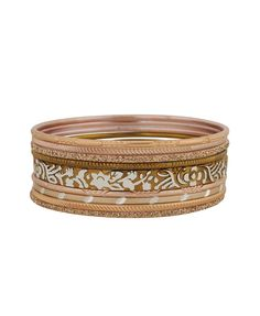 Floral Bangle Set, Forever 21     Need to get these!
