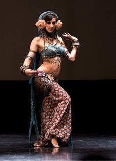 Rachel Brice Tribal Belly Dance