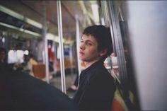 NAN GOLDIN, Simon on the Subway, NYC, 1998