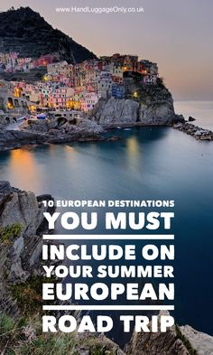 10 Picturesque Destinations You Must Include On Your European Summer Road-Trip - Hand Luggage Only - Travel, Food & Photography Blog